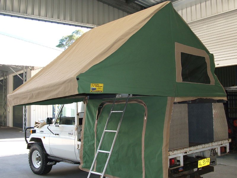 Roof Top Camper