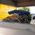 Boat canopies & biminis