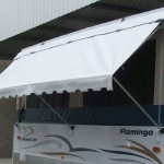 Kitchen awnings