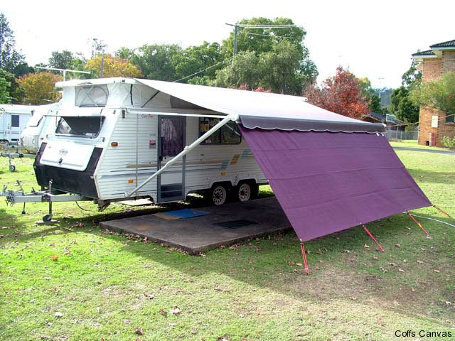 Roll Out Awnings Bag Annexes Coffs Canvas