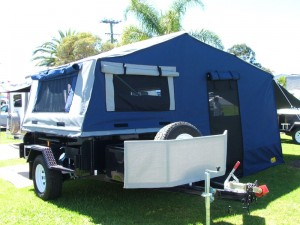 Outback Deluxe Off Road Camper