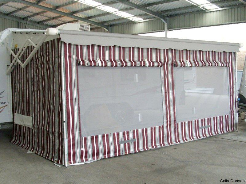 Caravan Annexes Coffs Canvas