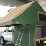 4WD roof top tent