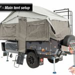 Ezytrail Stirling GT MK2 Camper Trailer