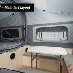 Ezytrail Stirling GT MK2 Camper Trailer