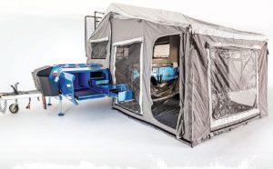 Portland LX MK2 Camper Trailer
