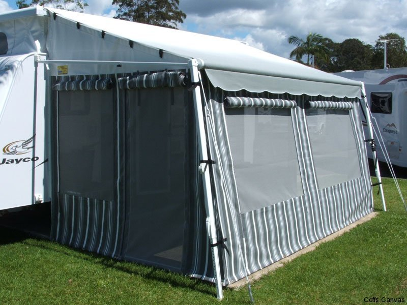 Annexe Walls And Awnings Coffs Canvas