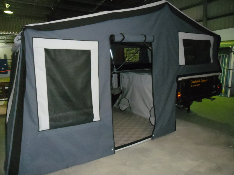 Camper Trailer Kits And Tent Sections 171 Coffs Canvas