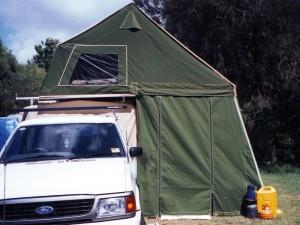 Roof Top Camper
