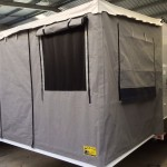 Custom campervan annexes