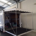 Custom caravan annexes