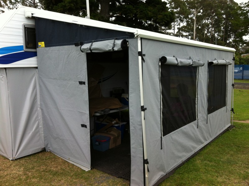 Annexe Walls and Awnings – Coffs Canvas