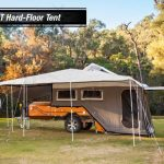 Albany GT offroad camper trailer