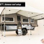 Ezytrail Stirling LX MK2 Camper Trailer