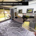Ezytrails Parkes 13 Offroad Caravan