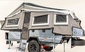 Ezytrail Hard Floor Camper Trailers