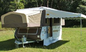 Roll-out Awnings & Bag Annexes