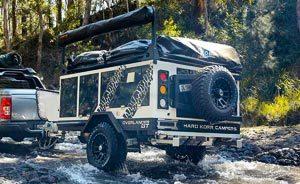 Overlander GT Camper