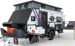 Ezytrail Parkes 15 Caravan