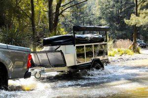 Hoard Korr Overlander camper trailer